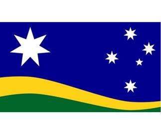 Is this the new Australian flag?