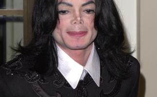 The bizarre actor playing Michael Jackson