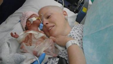 Mum with cancer would have done things differently had she known baby would die