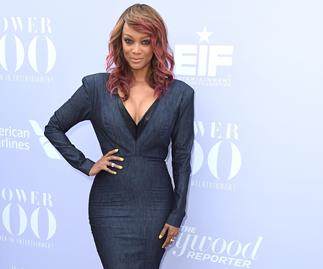 Tyra Banks is a mum!