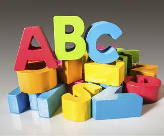 Toddler with Down Syndrome completes alphabet milestone