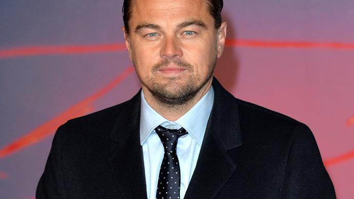 WATCH: Leonardo DiCaprio speaks Italian to the Pope