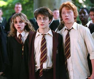 Why Ron didn't want to kiss Hermione