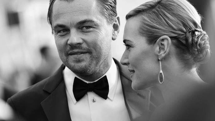 Amazing pictures: Kate and Leo reunite at the SAGs