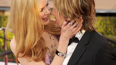 Nicole Kidman and Keith Urban's red carpet PDA