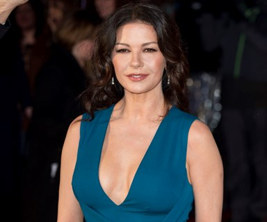 Catherine Zeta Jones denies plastic surgery rumours