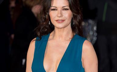 Catherine Zeta Jones denies plastic surgery rumours