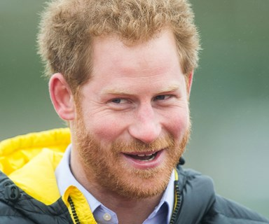Prince Harry to the rescue!