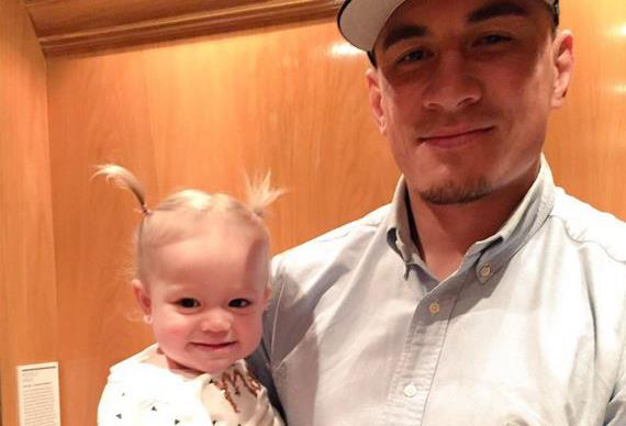 Sonny Bill Williams: 'Being a stay at home mum is a fulltime job'