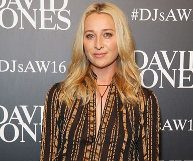 Asher Keddie discusses juggling motherhood and Offspring