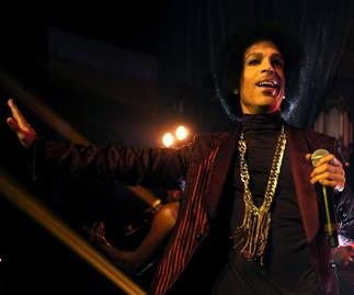 Prince to tour Australia later this month