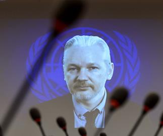 UN panel rules Julian Assange is being 'arbitrarily held'