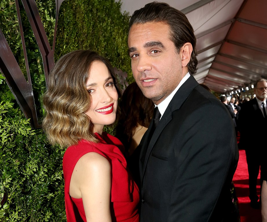 """Adding another baby to their family, Aussie actress Rose Byrne and Bobby Cannavale announced their giving their son, Rocco, a little brother or sister. Rose said of her second pregnancy, which was announced in August: """"Everyone was very sweet on set today, and you always get a little bit more attention when you're pregnant, which is fabulous."""""""