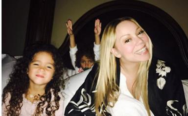 Mariah Carey slammed for giving 4 y.o son Moroccan dummy