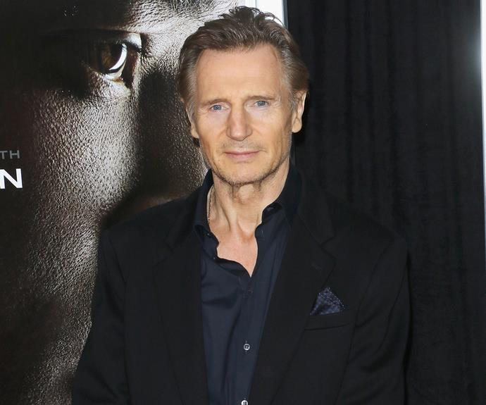 Liam Neeson finds love again