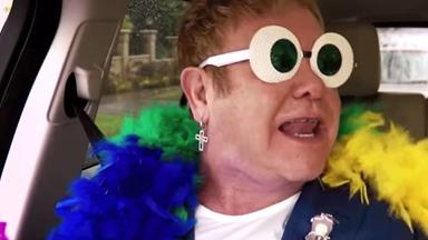 Elton John confesses his most outlandish demand