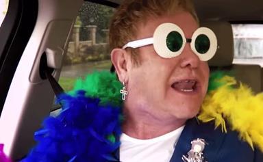Elton John confesses his most outlandish demand
