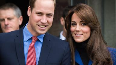 Will and Kate's night out at the pub