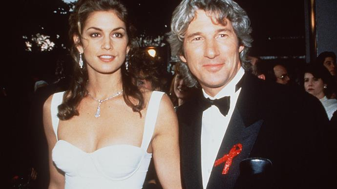 Cindy Crawford talks failed marriage to Richard Gere