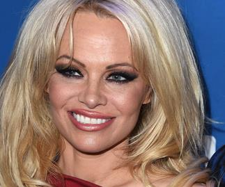 Pamela Anderson is barely recognisable in new film