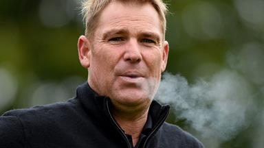 Shane Warne given special treatment on I'm A Celebrity…Get Me Out Of Here!