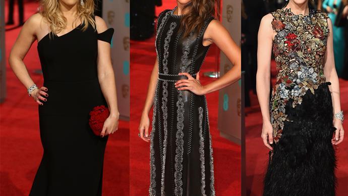 2016 BAFTAs Red Carpet