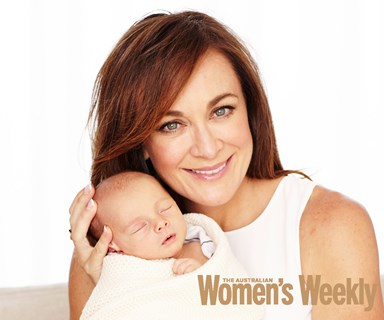 Michelle Bridges reveals post-birth hospital dash