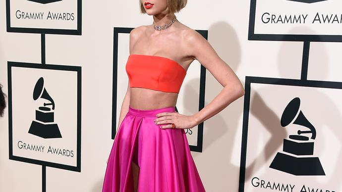 Red carpet style: 2016 Grammy Awards