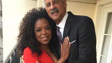Oprah Winfrey flaunts slimmer figure