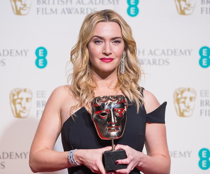 Kate Winslet at BAFTAS