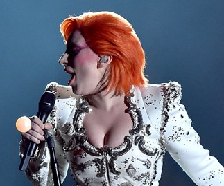 Bowie's son slams Gaga's performance