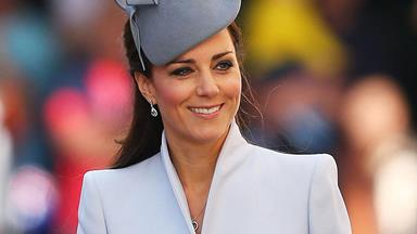 Duchess of Cambridge speaks out about mental health