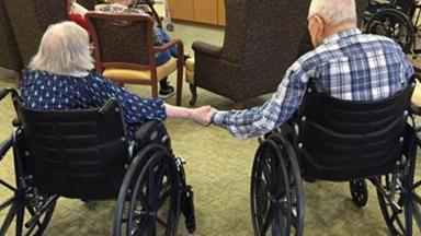 Lifelong sweethearts married 65 years die four days apart