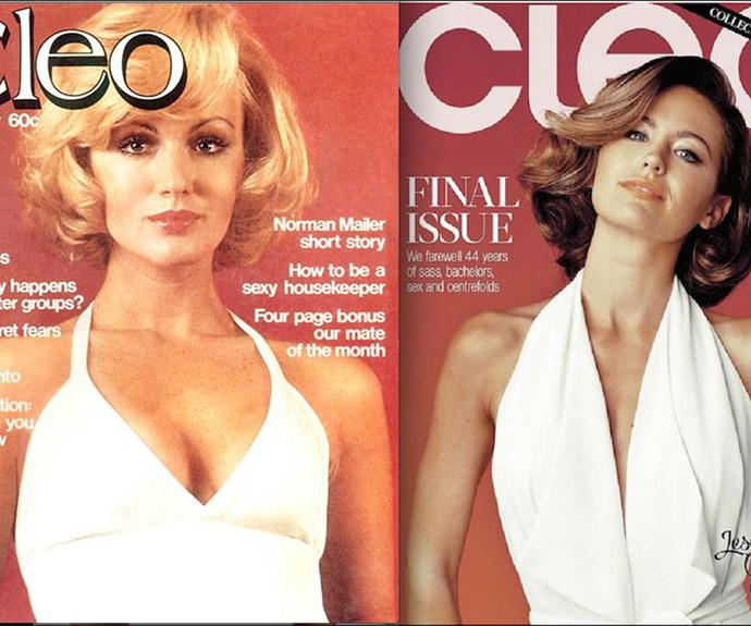 Farewell Cleo: Aussie 'it girls' who once graced the cover