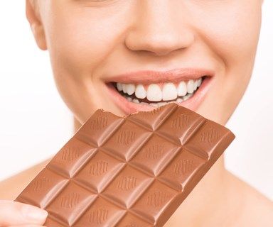 Eating chocolate 'improves brain function'