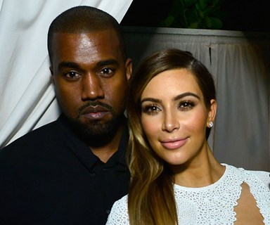 Kim Kardashian shares first picture of baby Saint