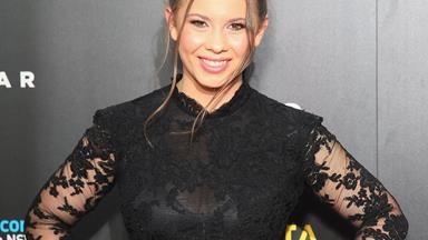 Bindi Irwin gushes about her blessed life