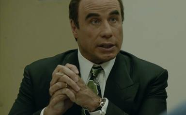 Internet freaks out over John Travolta's 'melting wax' face