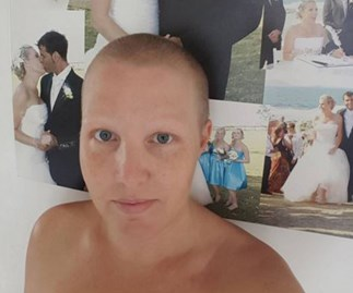 'Dying is not an option': mum writes book for her son to understand her cancer battle