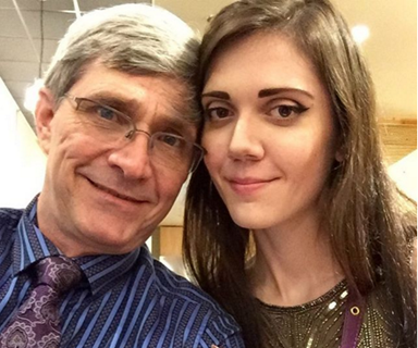 Couple with 33-year age gap: 'Sex with a 60-year-old rocks'