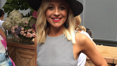 Carrie Bickmore shows us what a real family photo looks like