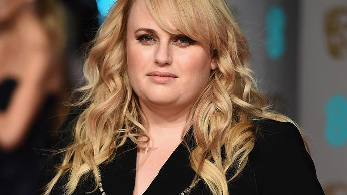 "Rebel Wilson tweeted a woman's face, calling her ""total scum"""