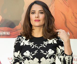 Salma Hayek's neighbour 'justified' in killing her dog