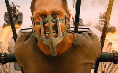 Mad Max cleaning up at the Oscars