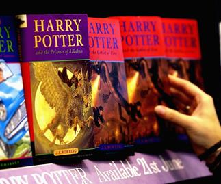 Is your Harry Potter book now worth millions?