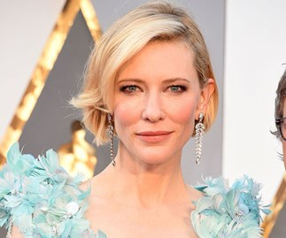You won't believe how much Cate Blanchett's Oscars dress cost