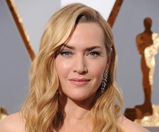 Kate Winslet settles those pregnancy rumours