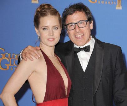 Director David O. Russell's abuse left Amy Adams in tears on set of American Hustle