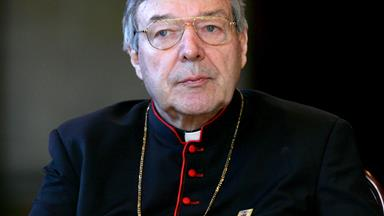 Cardinal George Pell admits he didn't do anything about abuse