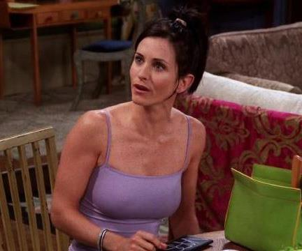 The one thing you never realised about Monica's apartment in Friends